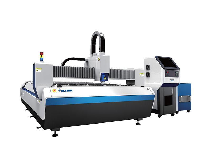 pris för laserskärmaskin i aluminium