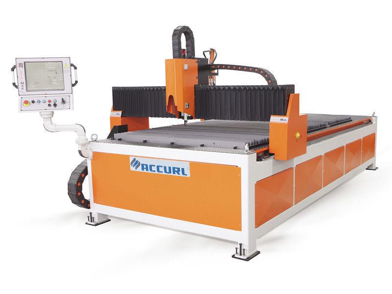 CNC-plasmaskärmaskin för gaskälla