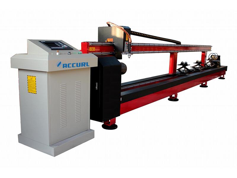 CNC rörprofil skärmaskin