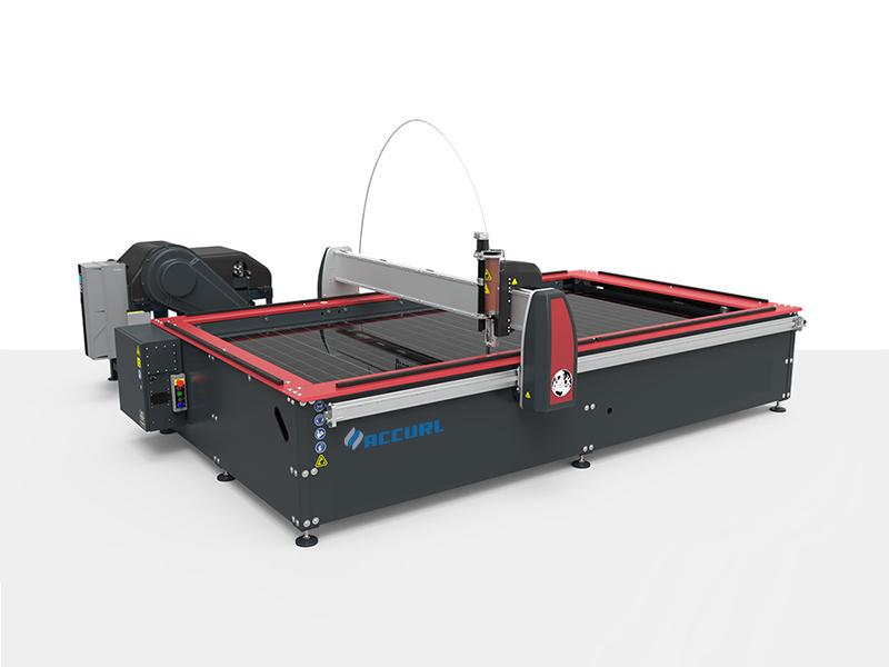maskin för skärning av högtrycksvattenstråle