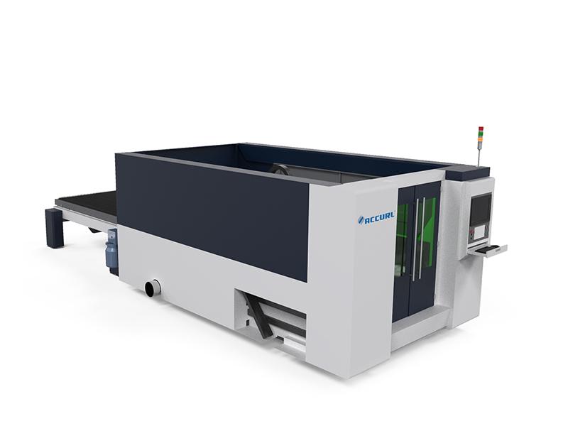 rostfritt stål laserskärmaskin