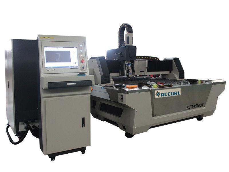 användning av laserskärmaskin